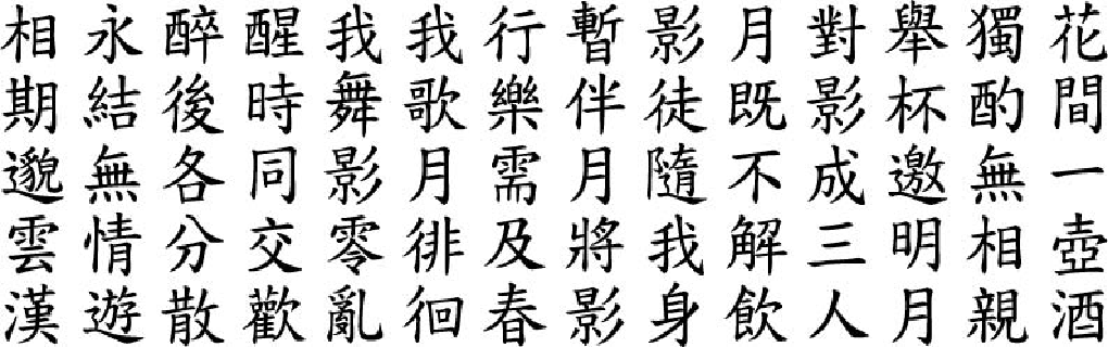 Chinese is the most widespread modern language (the amount of speakers is 1.213 billion in 2013), as well as one of the most difficult languages ​​to be learned.